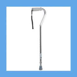 Drive Medical Offset Cane, Adjustable heights Drive Medical, offset can't, offset grip,