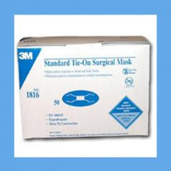 3M Standard Tie-On Surgical Face Masks face mask, 3M, surgical, tie-on