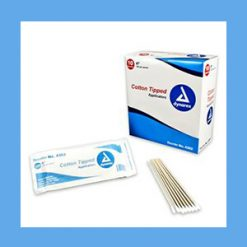 "Dynarex Cotton Tipped Applicators, Non-Sterile 6"" Dynarex, Cotton Tipped Applicators, non-sterile"