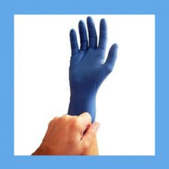 Emerald Vinyl Exam Gloves, Powder Free, Non-Sterile Emerald Vinyl Exam Gloves, Powder Free, Non-Sterile