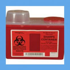 Monoject Sharps Collector, 4 Quart sharps collector