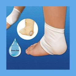 Silipos Heel/Elbow Gel Slipover Sleeve Small/Medium #15225 Silipos Heel or Elbow Slipover Gel Sleeve