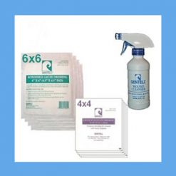 Calcium Alginate 4x4 Wound Care Kit wound care, kit