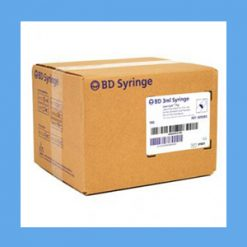 BD Syringes 3 ml syringes, BD, disposable, polycarbonate