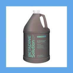 Betadine Solution, 1 Gallon solution, Betadine, antiseptic, iodine