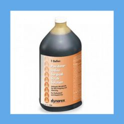 Dynarex Povidone Iodine Scrub Solutions Gallon bottle Povidone Iodine Scrub Solutions 1 Gallon bottle 7.5%