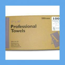 Professional Towels, White, 3-Ply Tissue professional towels, 3-ply tissue, white