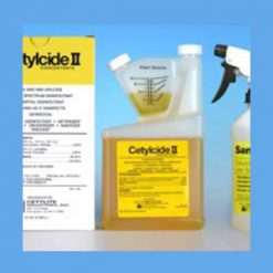 Cetylcide II Cetylcide II, germicidal, disinfectant