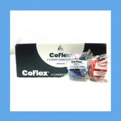 "CoFlex Bandage Assorted Color Pack 1"" latex, bandage, cohesive, light compression wrap"