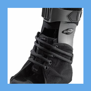 Don Joy Velocity Ankle Brace ES Wide brace, ankle, extra support